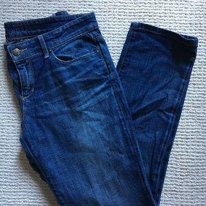 BEST FRIEND: joe's jeans. size: 27. wash: kendal